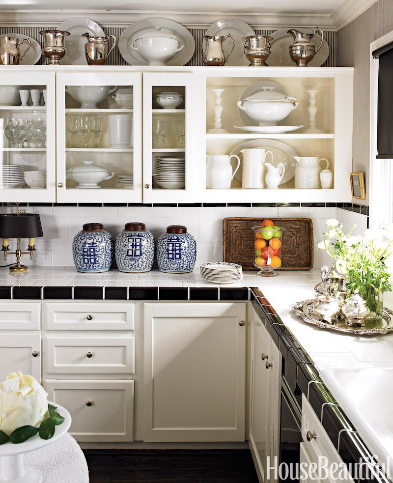 Best The Tricks You Need To Know For Decorating Above Cabinets This Month