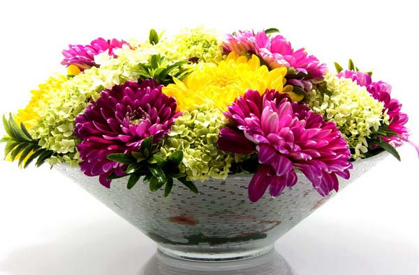 Best Beautiful Floral Arrangements Yellow Color Combinations This Month
