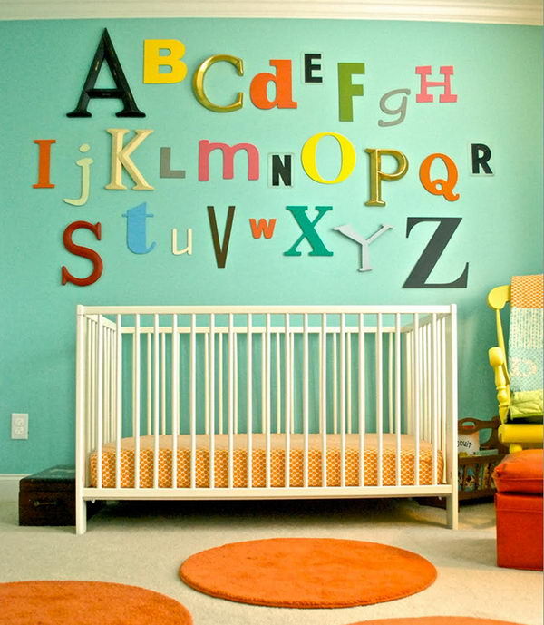 Best 20 Cute Nursery Decorating Ideas Hative This Month