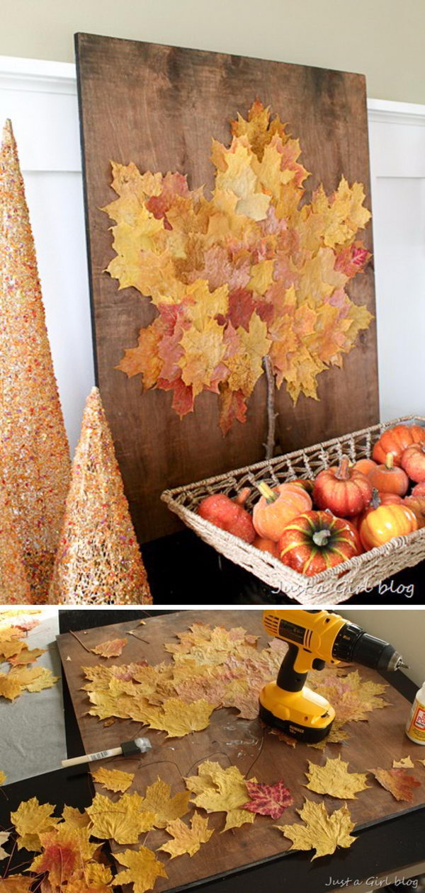 Best 30 Easy And Budget Friendly Diy Fall Decorating Ideas This Month