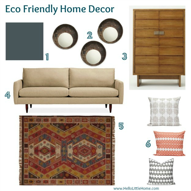 Best Eco Friendly Home Decor This Month