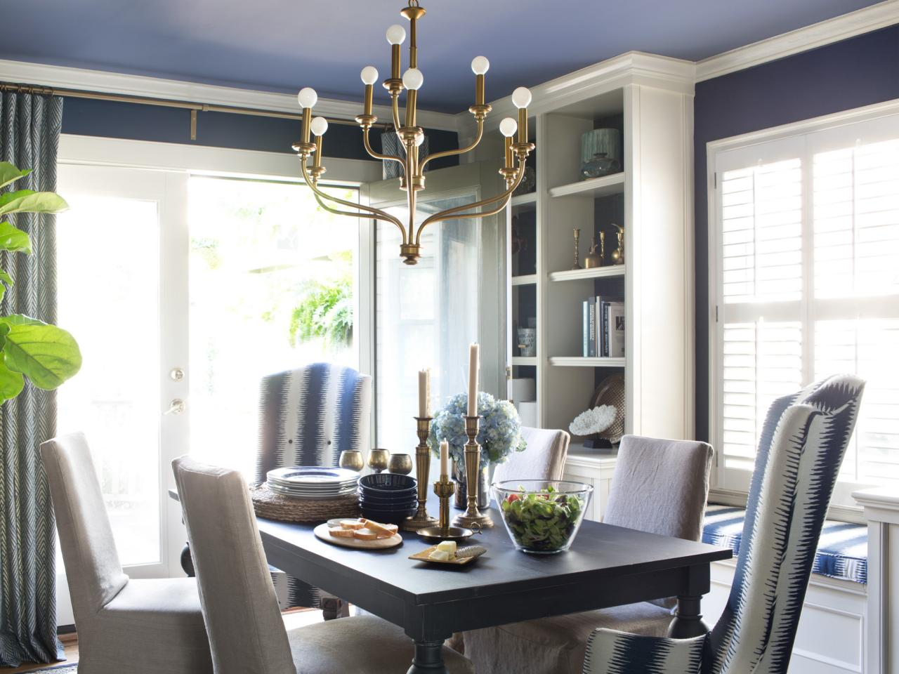 Best 15 Ways To Dress Up Your Dining Room Walls Hgtv S This Month