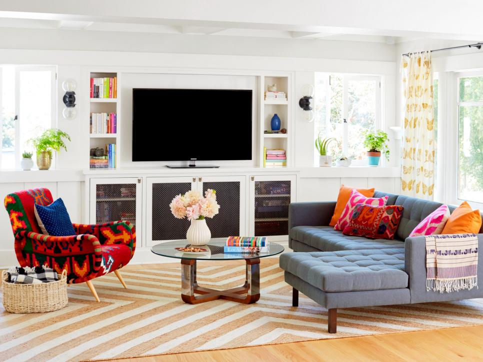 Best Home Decorating Ideas From An Airy California Cottage Hgtv This Month