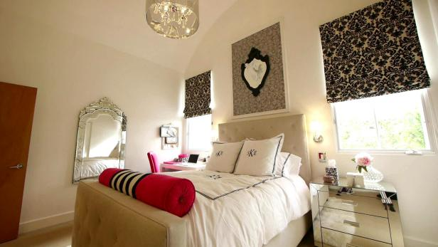 Best Chic Bedrooms For Teenage Girls Hgtv This Month