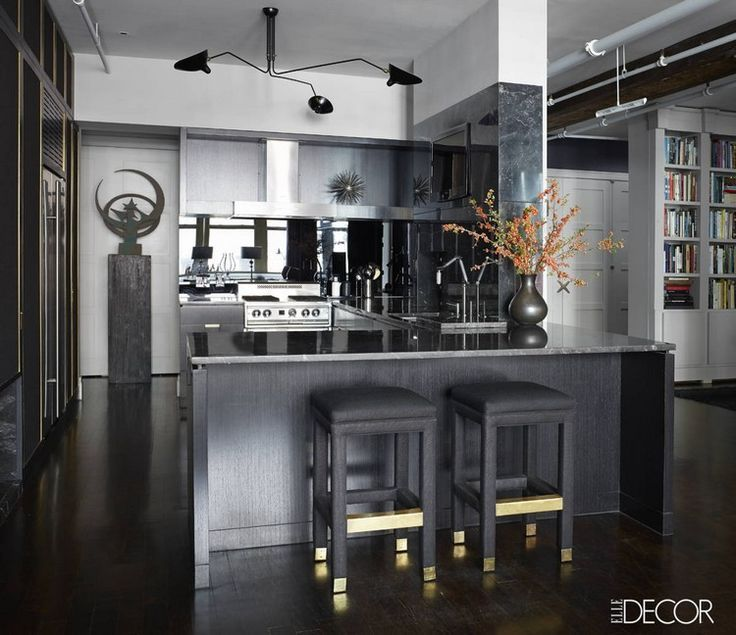 Best Black Kitchen Design Ideas Pictures Of Black Kitchens This Month