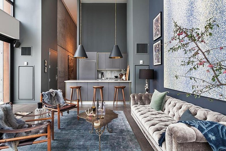 Best Contemporary Apartment In Brooklyn New York Homeadore This Month