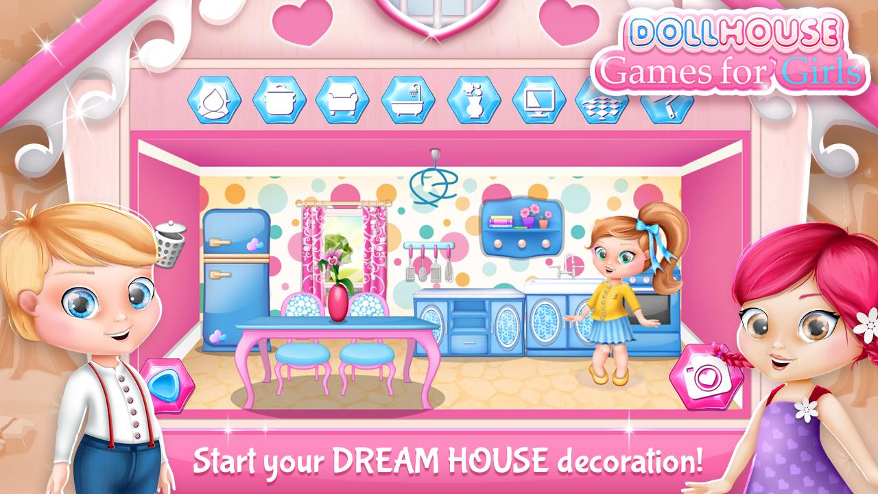 Best Dollhouse Decorating Games Android Apps On Google Play This Month