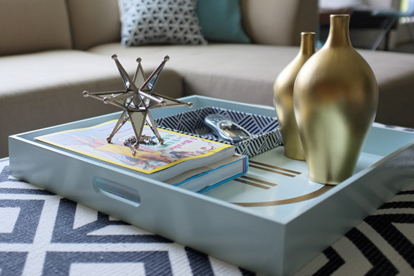 Best Styling Tips For Decorating With Trays This Month
