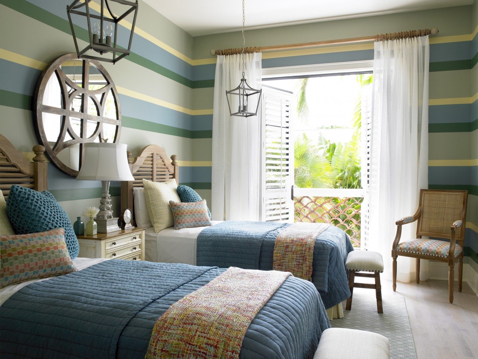 Best The Serenity Of The Coastal Bedroom This Month