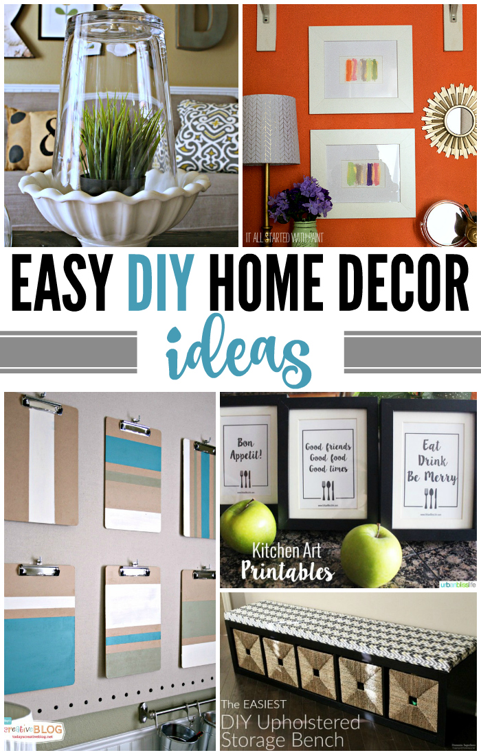 Best Easy Diy Home Decor Ideas Today S Creative Life This Month