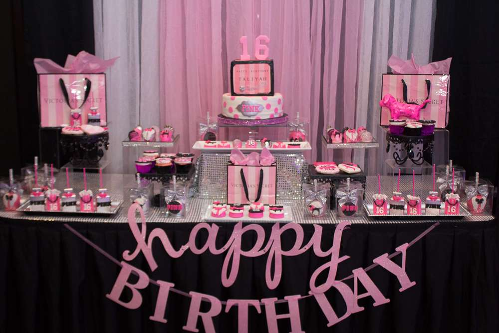 Best Diy Sweet 16 Party Themes A Little Craft In Your Day This Month