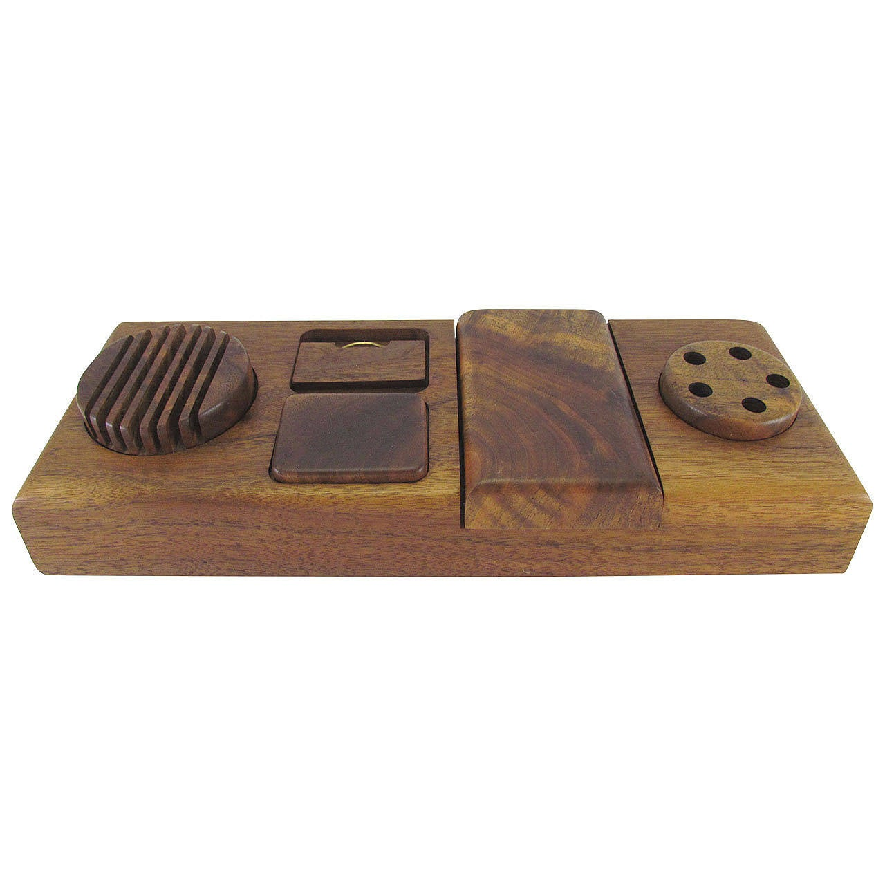 Best Modernist Craftsman Handmade Desk Organizer By Michael This Month