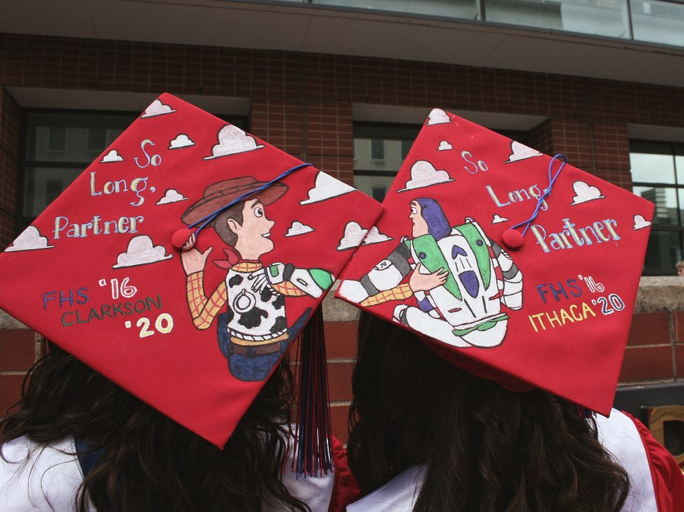Best 15 Graduation Cap Decorating Ideas For Every Disney Fan This Month