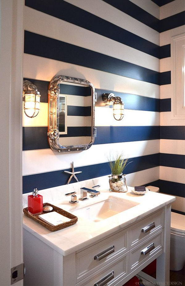Best 20 Creative Nautical Home Decorating Ideas 2017 This Month