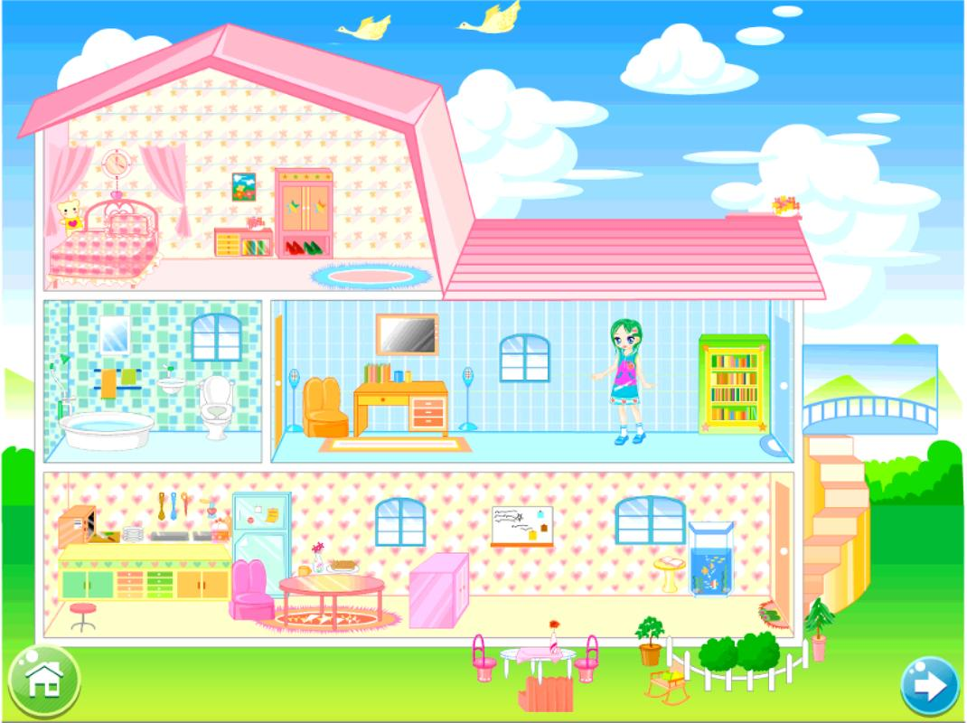 Best Doll House Decorating Game For Android Apk Download This Month