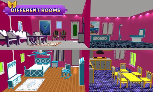 Best Doll House Design Decoration Girls House Games Apk This Month