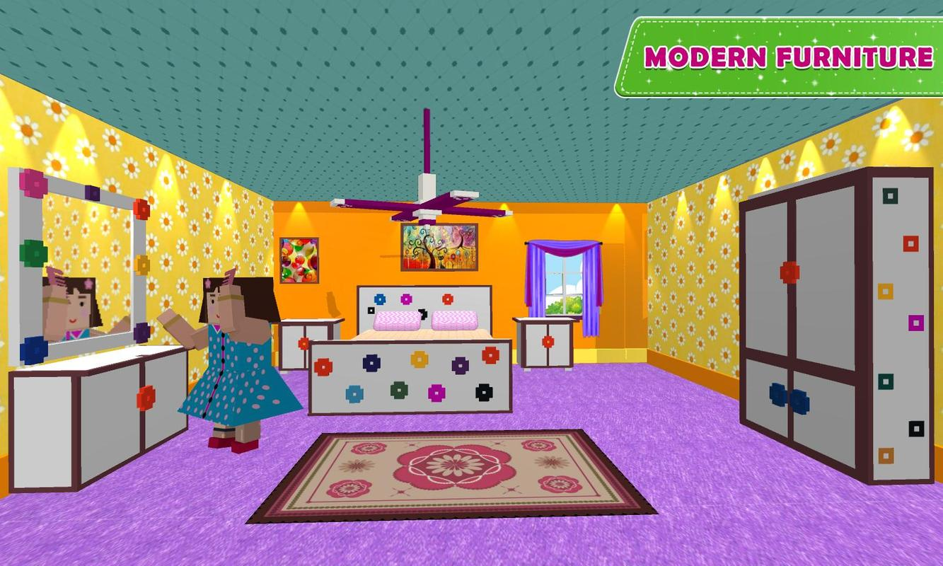 Best Doll House Design Decoration 2 Girls House Game For This Month
