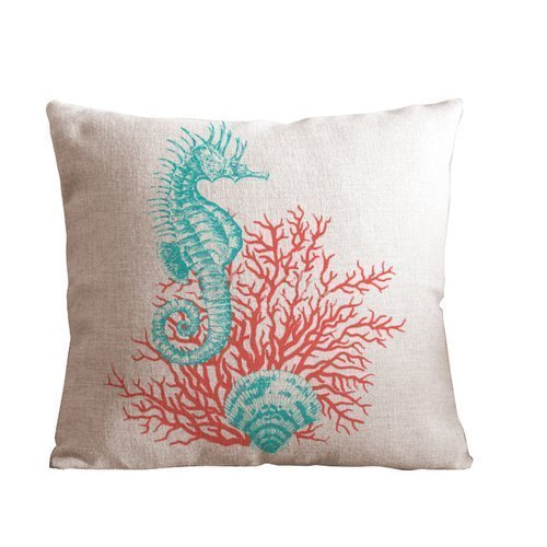 Best Beach Decor Pillows Amazon Com This Month