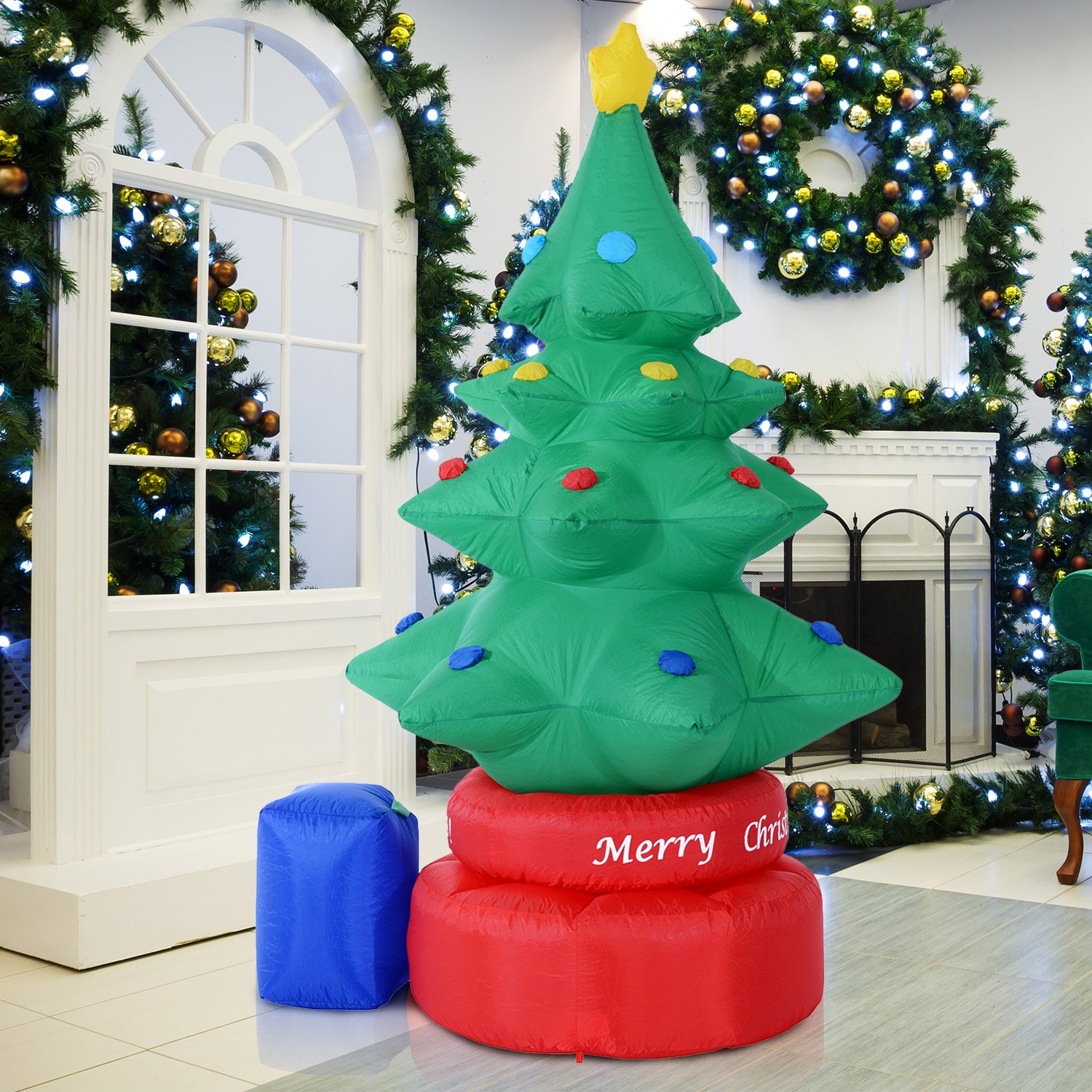 Best Top Christmas Outdoor Animated Decorations Holiday Gifts This Month
