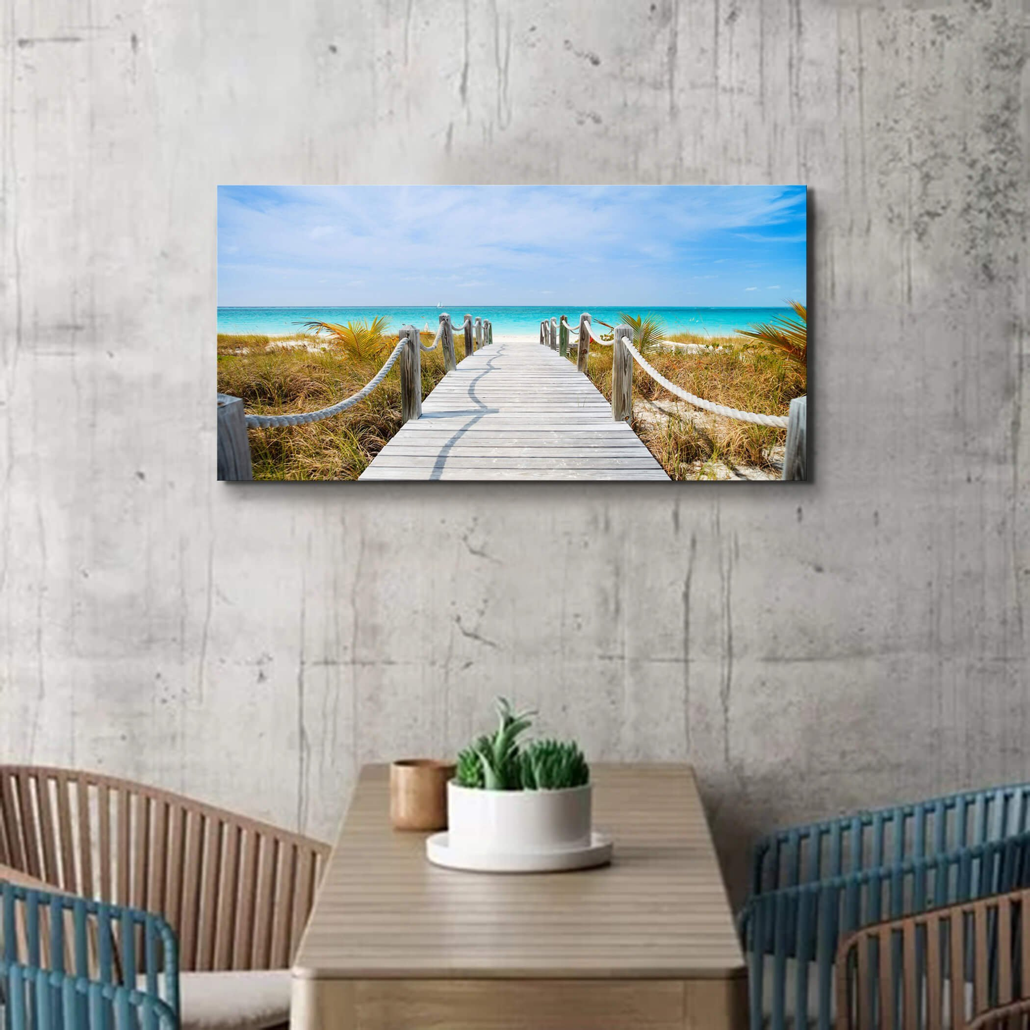 Best Beach Theme Wall Decor Canvas Art Wall Seascape Pictures This Month
