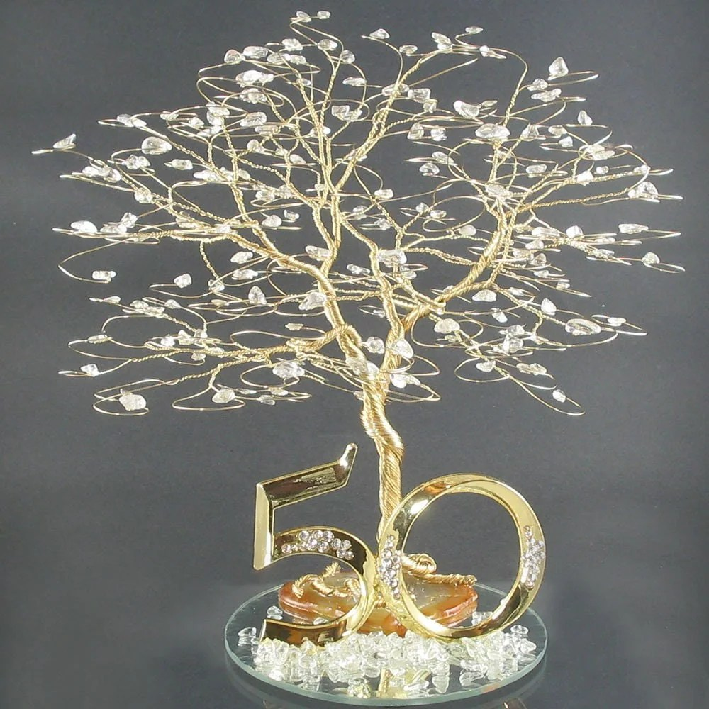 Best 50Th Anniversary Cake Topper Or Centerpiece This Month