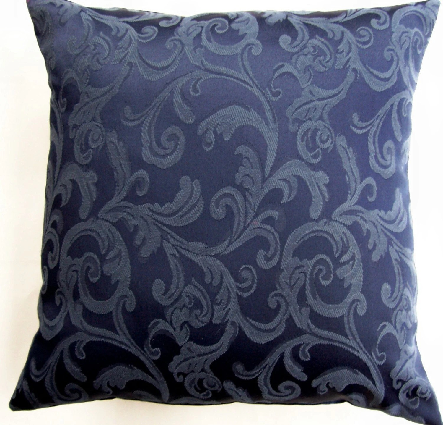 Best Dark Blue Throw Pillow Cover Navy Decorative By Sassypillows This Month