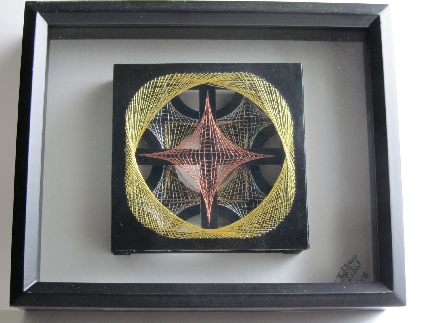 Best String Art Home Décor Abstract Wall Art Handmade Original This Month