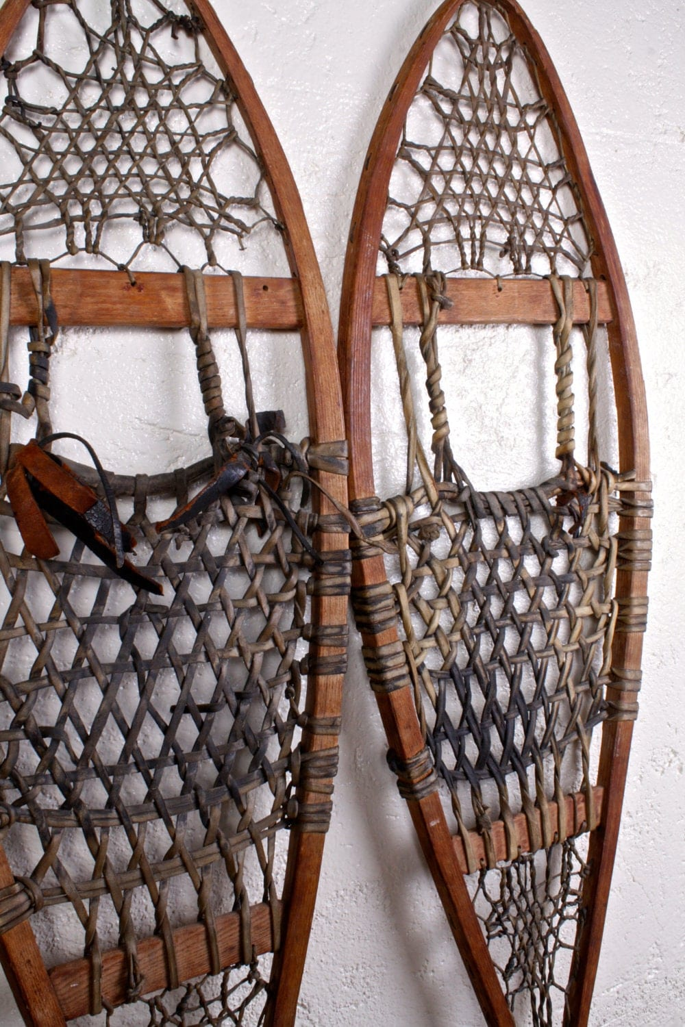Best Vintage Snowshoes Rustic Cabin Decor This Month