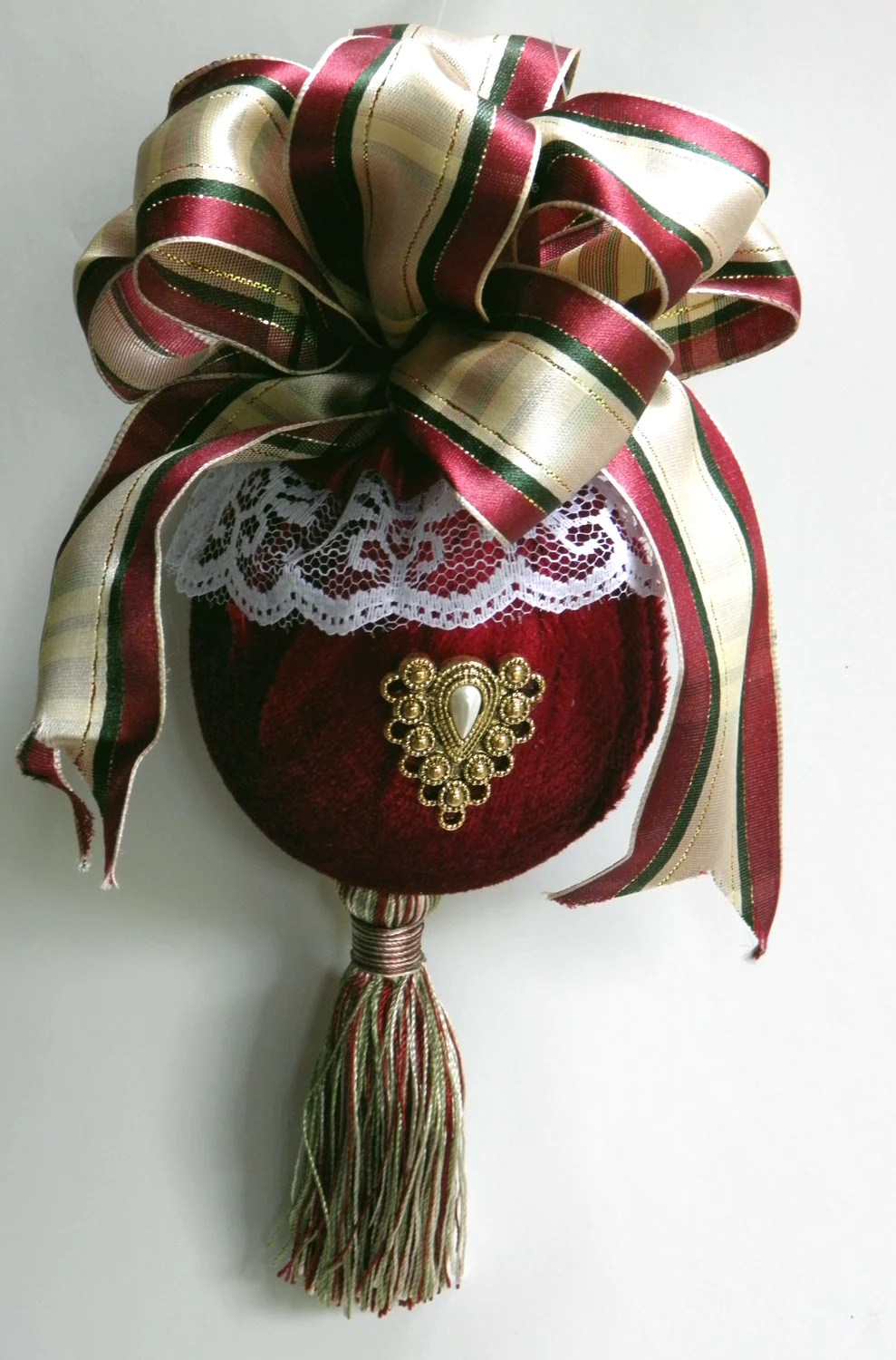 Best Elegant Victorian Christmas Ornament This Month