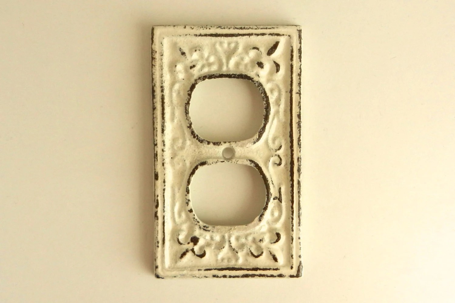 Best Electrical Outlet Cover Decorative Wall Plate French This Month