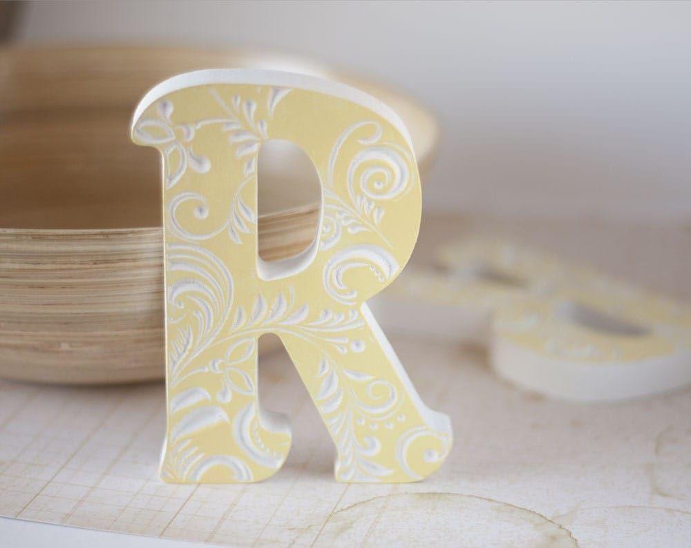 Best Wooden Letters For Nurseryletterbabynursery Letterwood This Month