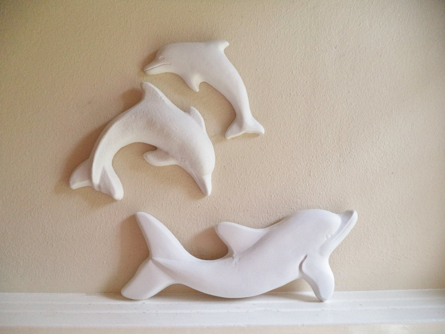 Best Dolphin Wall Decor Wall Hanging Dolphin Sculptures Beach This Month