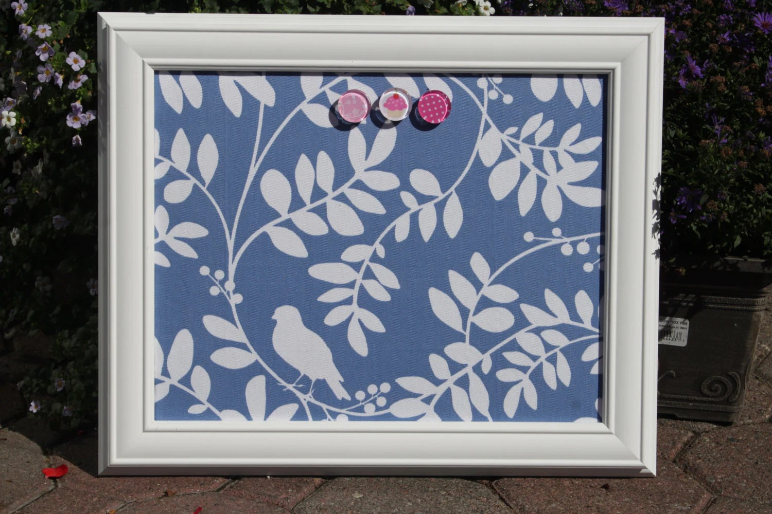 Best Decorative Memo Board Framed Magnetic By Designsbyemmapaige This Month