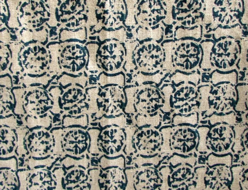 Best Castille Prussian Blue Home Decor Multipurpose Fabric From This Month