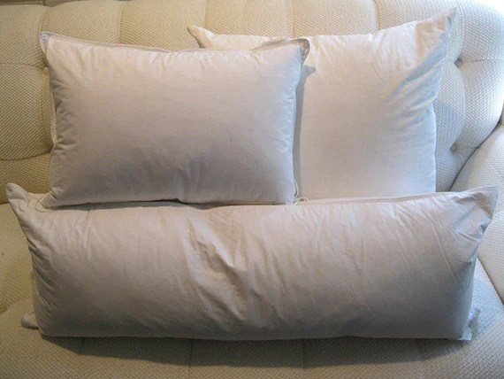 Best Feather Down Pillow Insert Decorative Pillow By This Month
