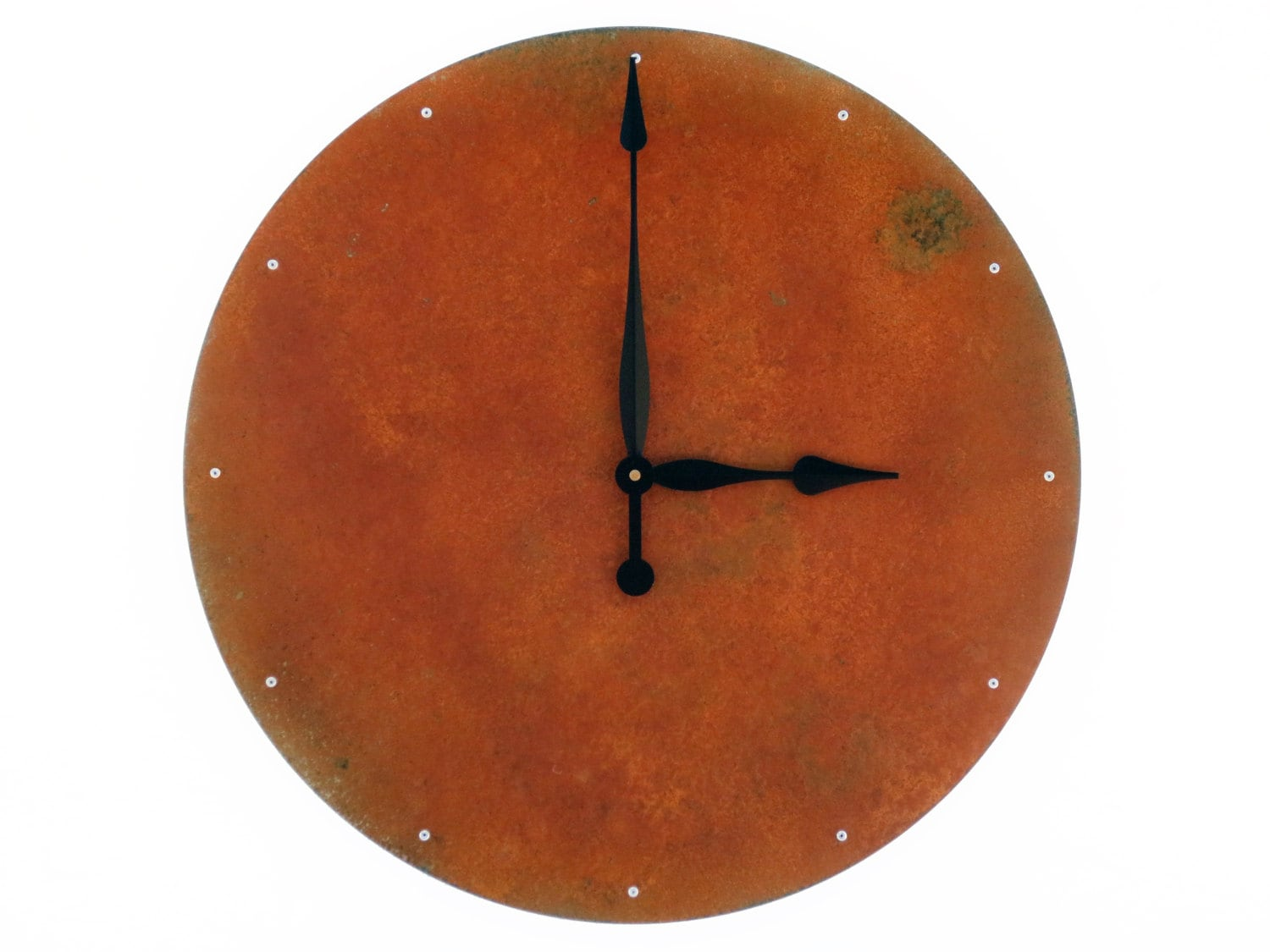 Best Circle Extra Large Wall Clock Rustic Wall Clock Unique Wall This Month