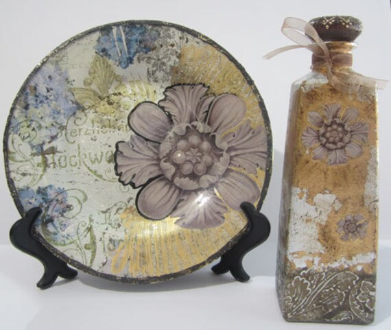 Best Decorative Plate Wall Hanging Glass Decor Plate Decorative This Month
