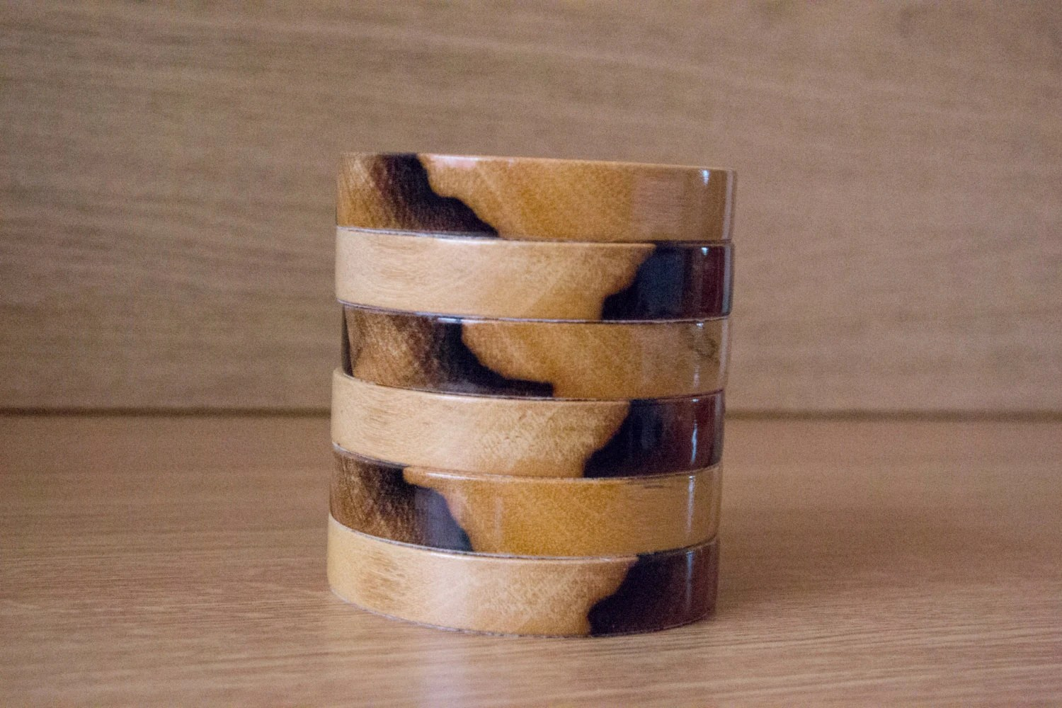 Best Set Of Six Decorative Coasters Set Handmade Wood This Month