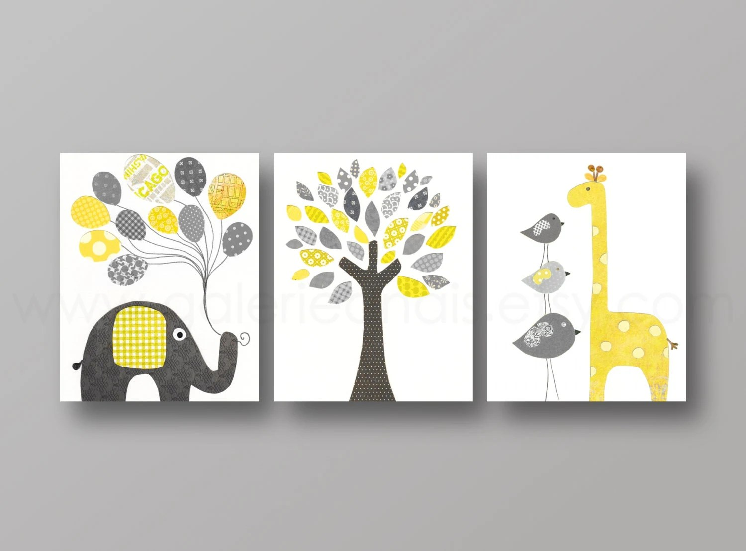 Best Nursery Art Print Nursery Wall Decor Baby Nursery By This Month