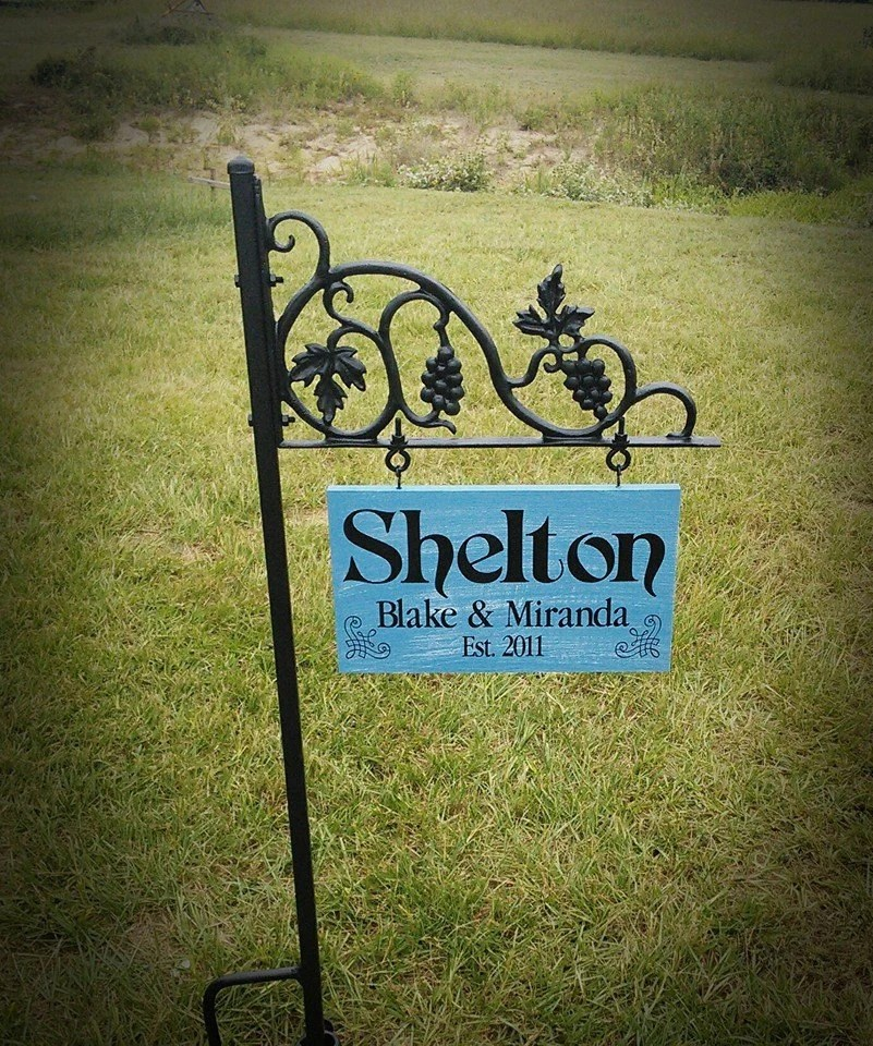 Best Personalized Yard Signs Christmas Gift Ideas Garden Signs This Month