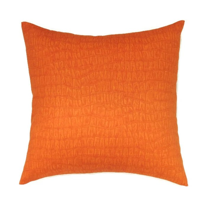 Best Orange Pillow Covers 24X24 Pillow Cover Decorative Pillows This Month
