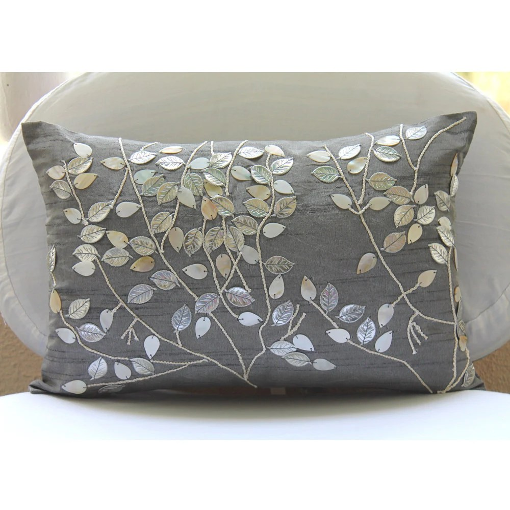 Best Decorative Oblong Lumbar Rectangle Throw Pillow Cover Accent This Month