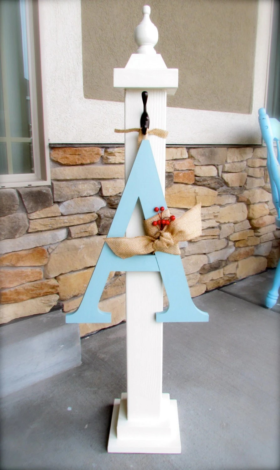Best Decorative Wood Porch Post By Theglitteredapple On Etsy This Month