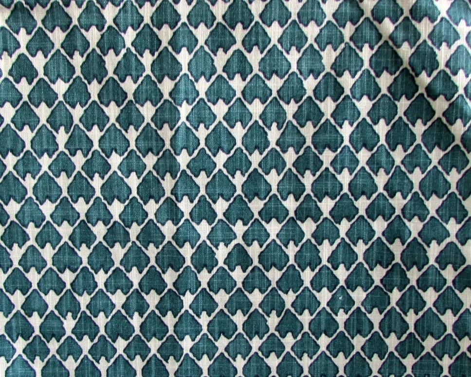 Best Diego Prussian Blue Home Decor Multipurpose Fabric This Month