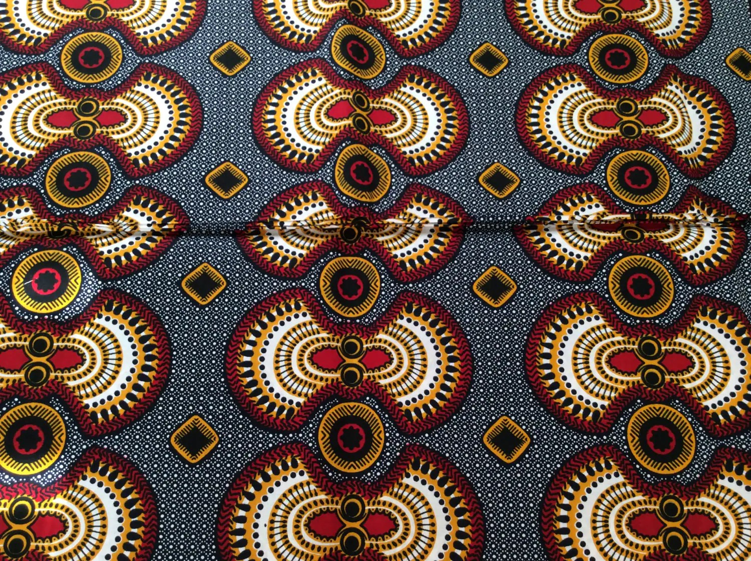 Best Fabric By The Yard African Fabric Ankara Designer Fabric This Month