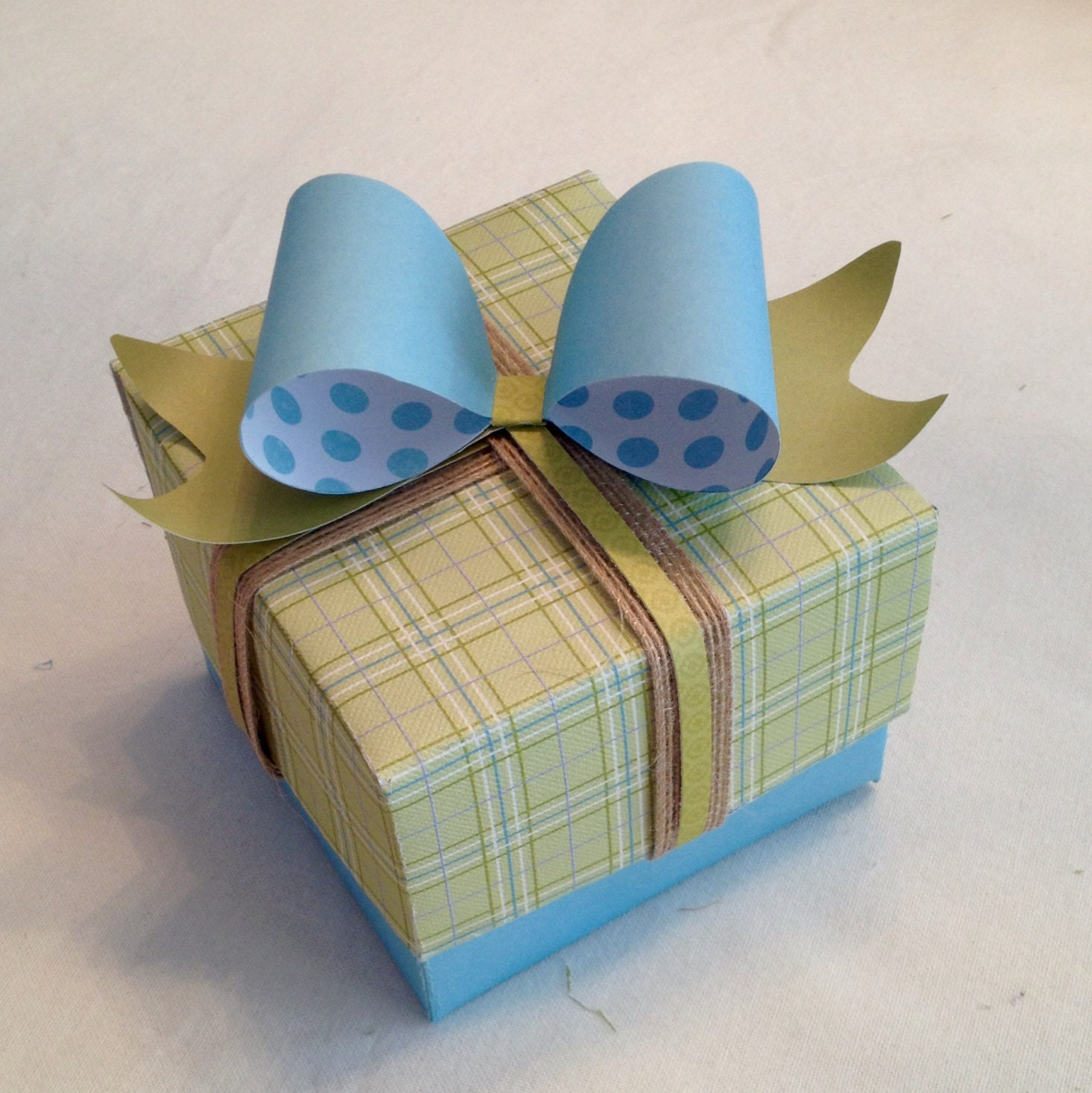 Best Blue And Green Decorative Gift Box This Month