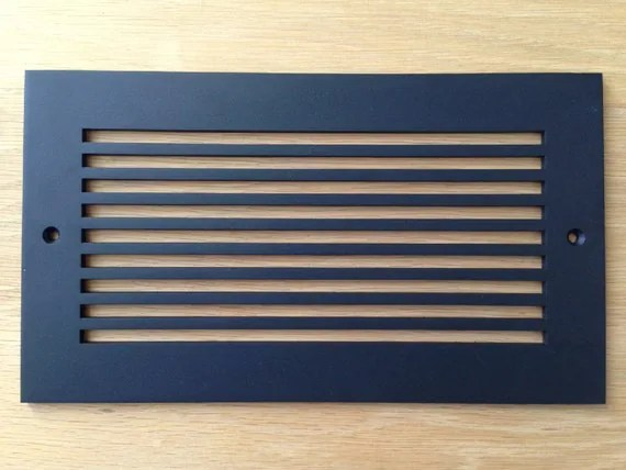 Best Decorative Vent Covers Hvac Register Powder Coated Black This Month