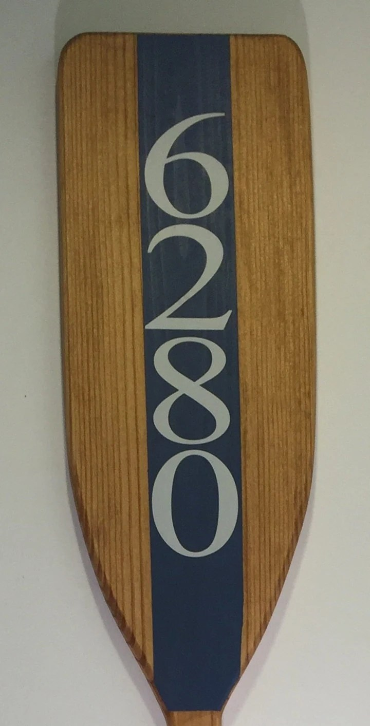 Best Wooden Decorative House Number Boat Oar Nautical Address This Month