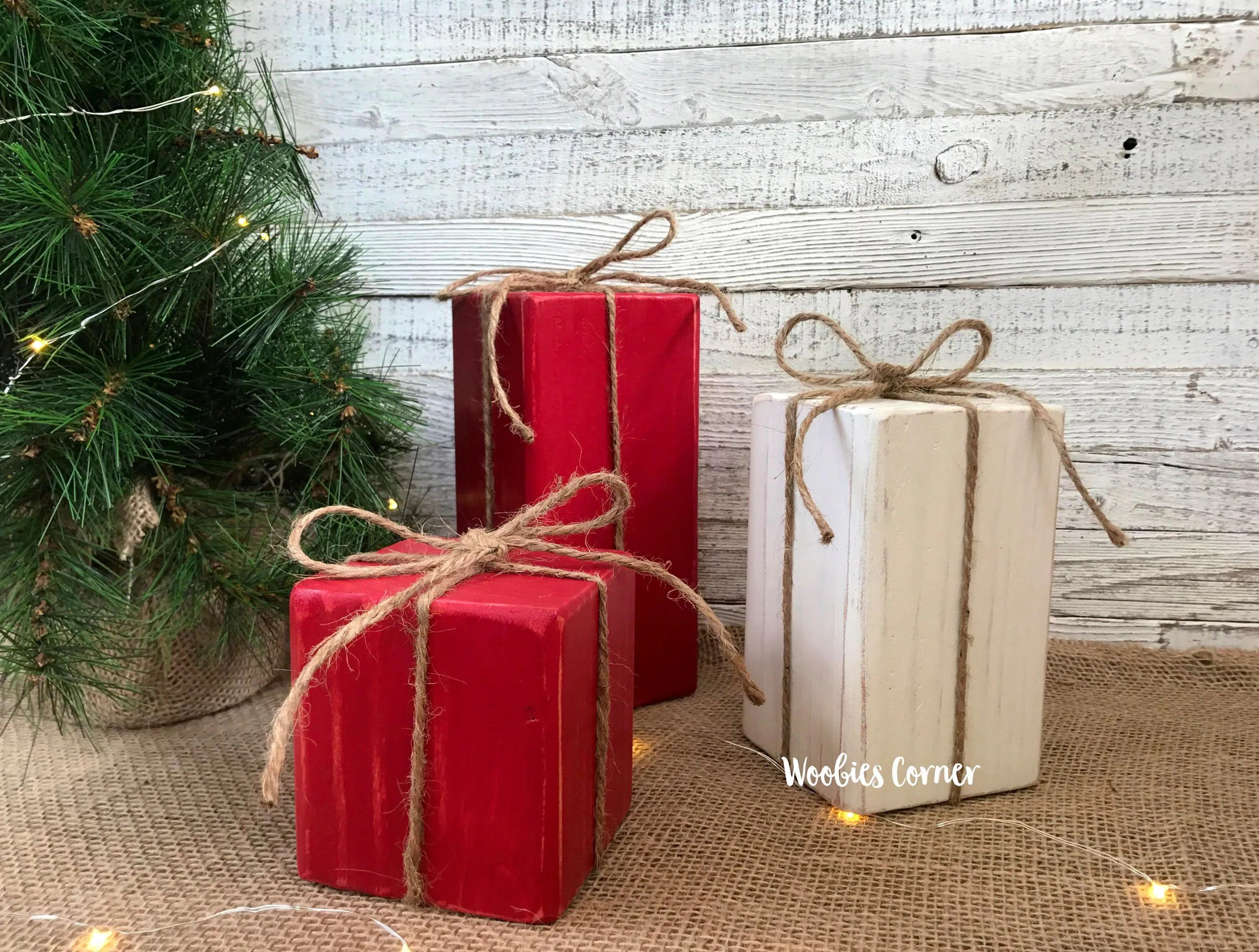 Best Primitive Christmas Decor Wood Christmas Presents Wood This Month