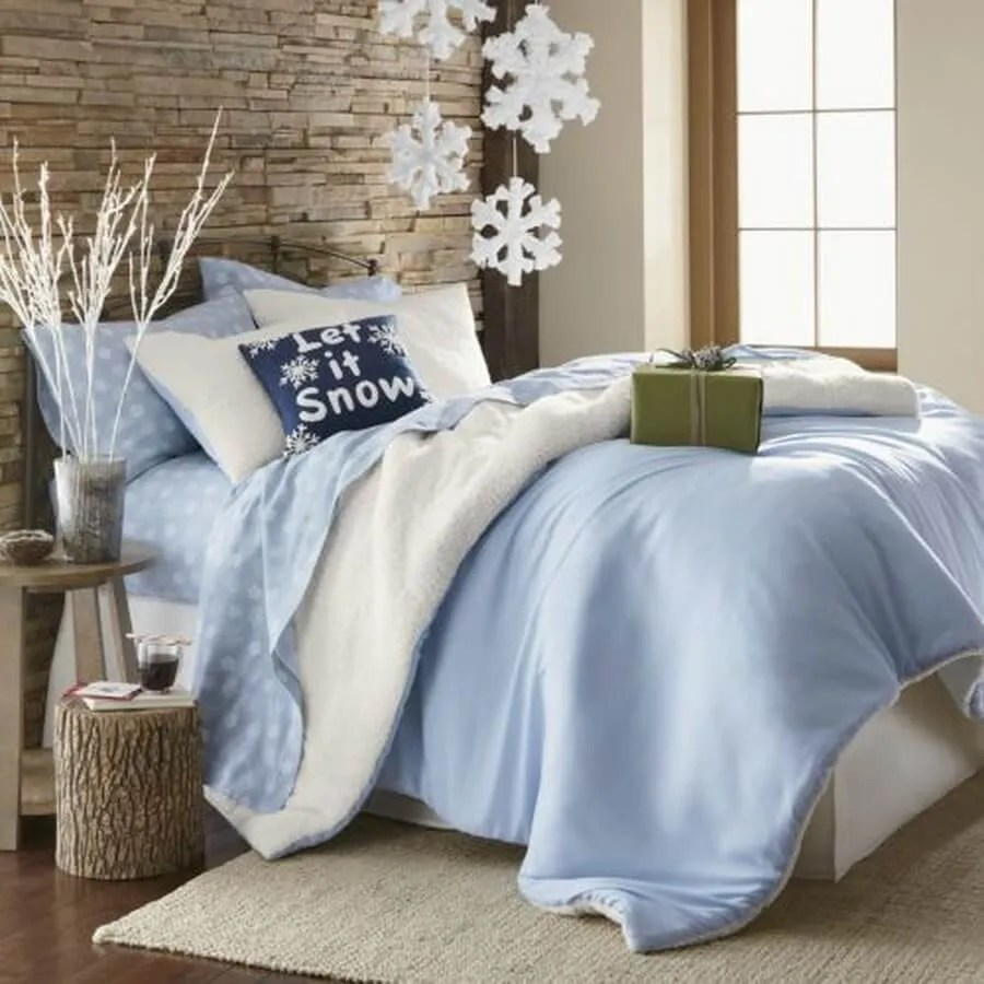 Best Dreamy Christmas Themed Bedrooms You Ll Love To Fall Asleep In This Month